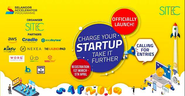 「Selangor Accelerator Programme (SAP)」にパートナーとして参画