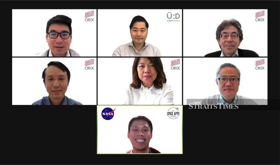 マレーシア大手新聞社にてNASA テックイベントが掲載